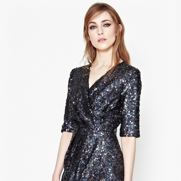 a5cf217960a French Connection Dresses | Sequin Dress Nwt | Poshmark